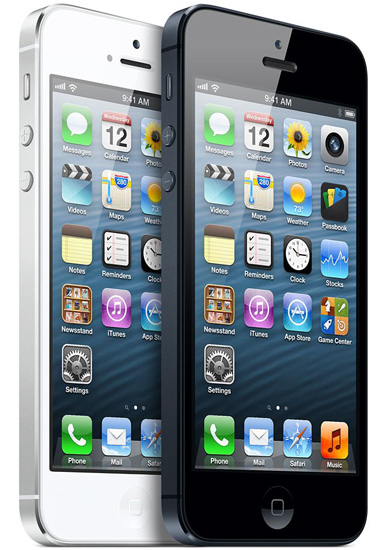 iphone 5 pantalla